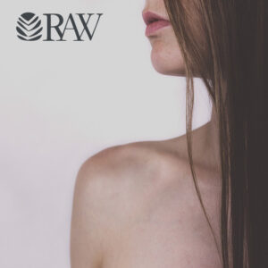 Raw logo design