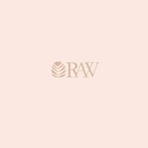 raw logo design 2