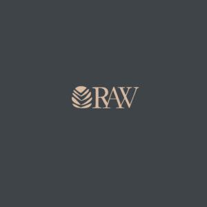 raw logo design 3