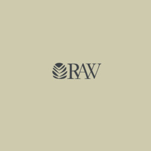 raw logo design 5