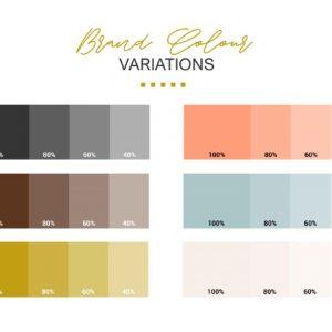 Colours (Small)